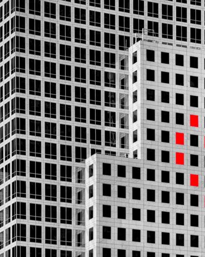 Il Rosso in bianco e nero