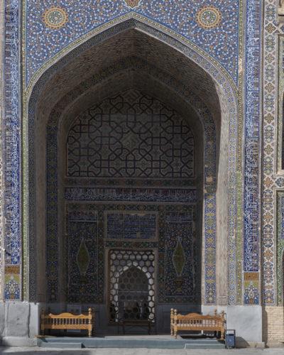 Uzbekistan e Tajikistan 2019